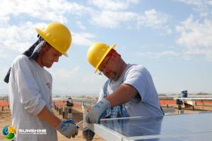 Installation Solar Panels Van Nuys
